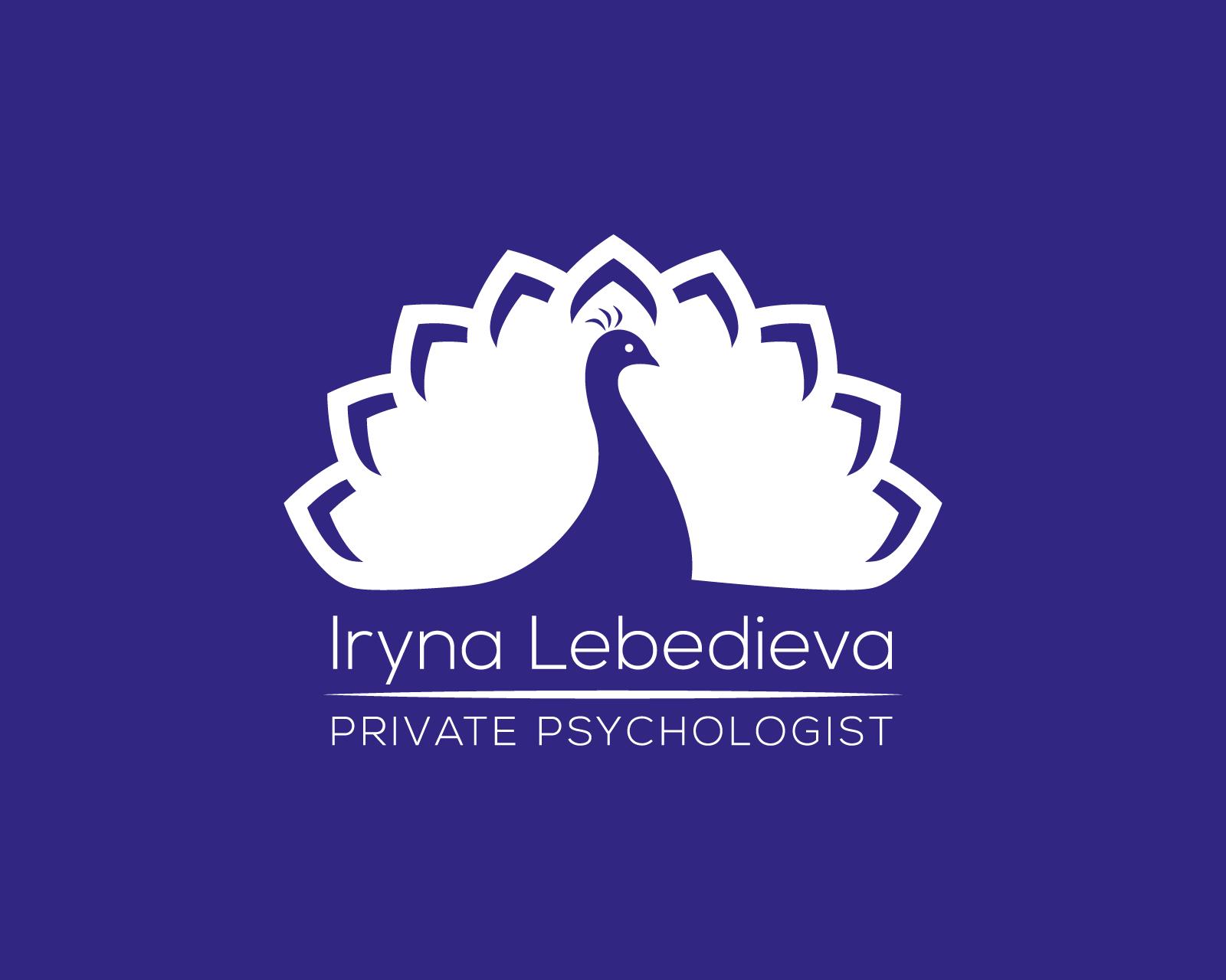 Iryna Lebedieva Logo design 1