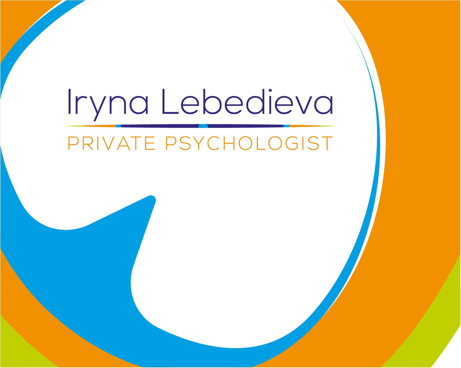 Iryna Lebedieva Logo design 2