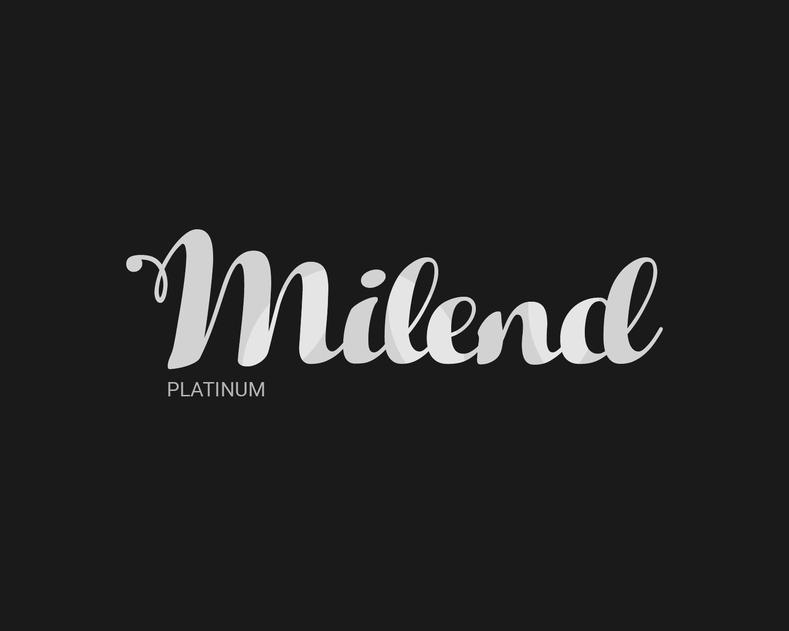 Milend Logo design 3