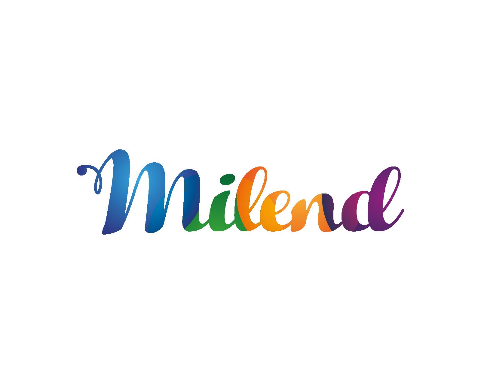 Milend Logo design 0