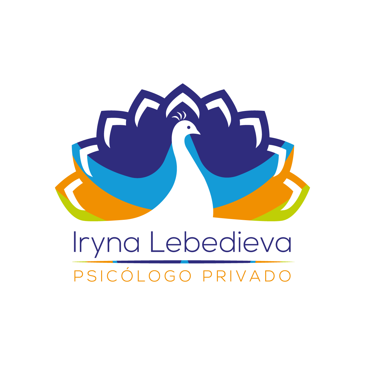Iryna Lebedieva Logo design
