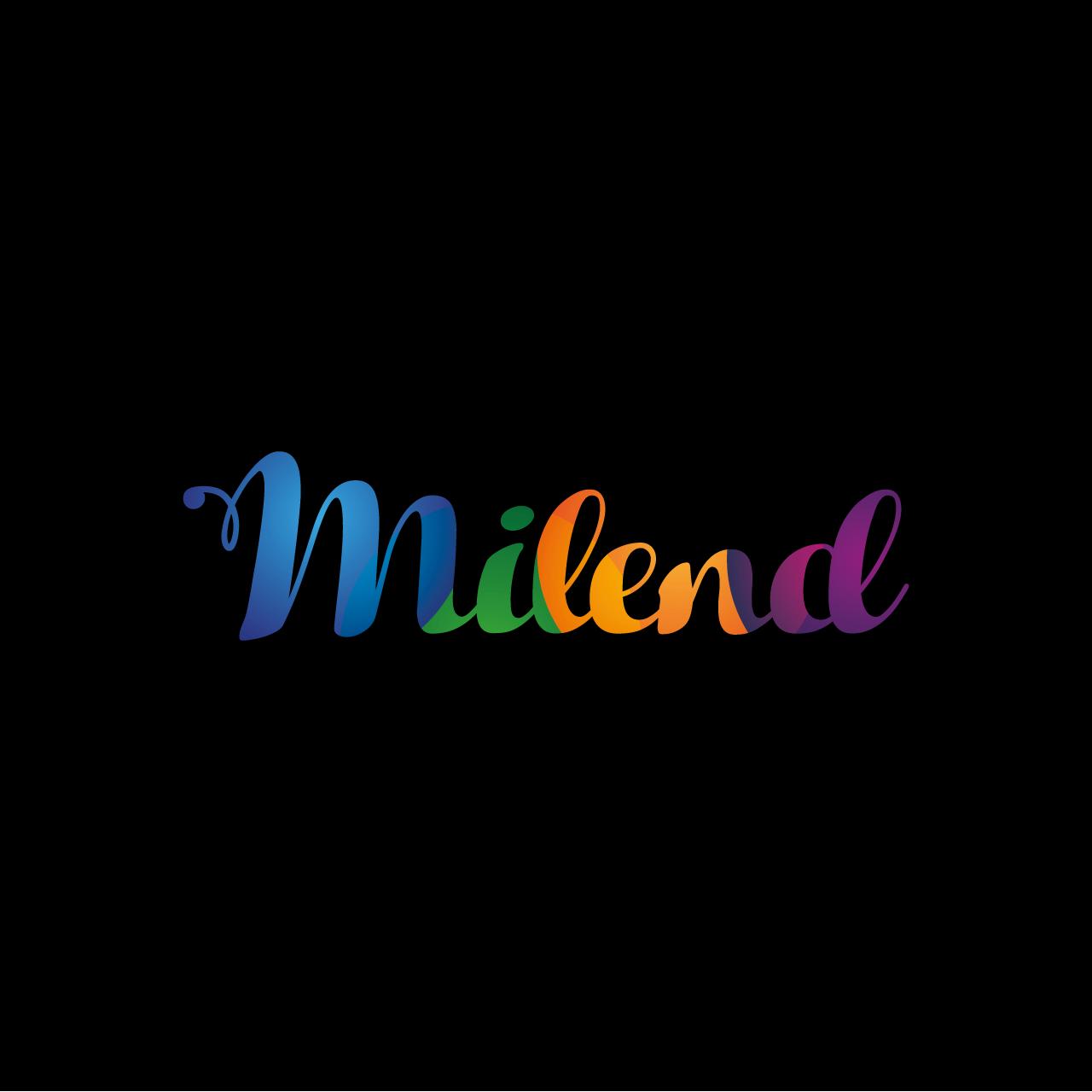 Milend Logo design 6